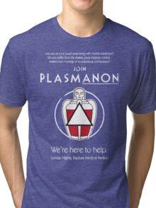 PLASMAnon Tri-blend T-Shirt