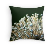 Mystery Plant Throw Pillow