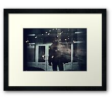 karmacoma Framed Print