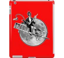 Krampus 007 - Bi-plane iPad Case/Skin