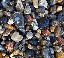Stones II by Mundy Hackett