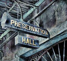 Preservation Hall by SuddenJim
