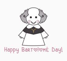 Happy Bartolomé Day! Kids Tee