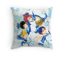 Free! Throw Pillow