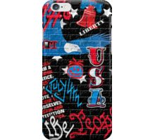 American Graffiti iPhone Case/Skin