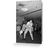 Let's Dance! Greeting Card