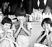 Thai Manners by Marnie Hibbert