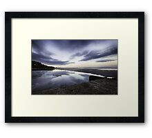 Reflections (Part 2) Framed Print