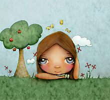 Daydreams by © Karin  Taylor