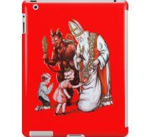 Krampus 006 iPad Case/Skin