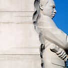 MLK MEMORIAL - A TRIBUTE  by ctheworld
