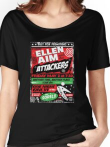 Ellen Aim and the Attackers Women's Relaxed Fit T-Shirt