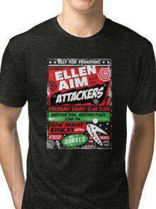Ellen Aim and the Attackers Tri-blend T-Shirt