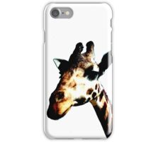 Giraffe iphone case iPhone Case/Skin