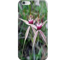 Spider Orchid iPhone Case/Skin