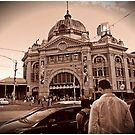 Far Flinders Station by Nic3ky