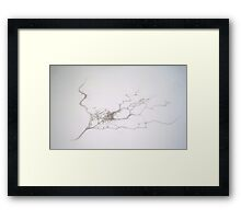 Fragments of Home II Framed Print