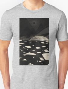the white shore Unisex T-Shirt