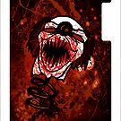 The Evil Clown by morphfix