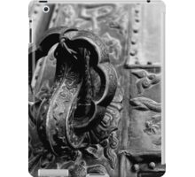 Dragon entrance - Beijing China iPad Case/Skin
