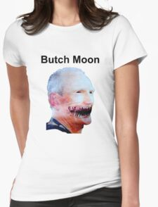 Butch Moon Womens Fitted T-Shirt