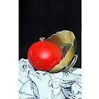 Pomegranate and pot - the iPhone case by Kostas Koutsoukanidis