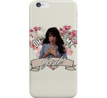 OH. MY. GOD! - Janice (FRIENDS) iPhone Case/Skin