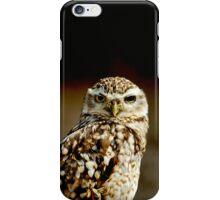 iphone case Burrowing Owl iPhone Case/Skin