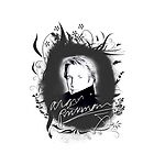 Alan Rickman i-phone case #1 by scatharis