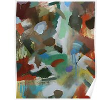 Waterfall, After Arshile Gorky - Jenny Meehan  Poster
