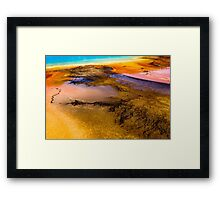Yellow Stone National Park   Framed Print