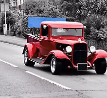Model A Ford Pickup by JEZ22