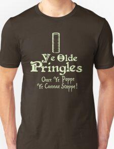Little Britain - Ray McCooney's Pringles T-Shirt
