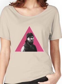 Omar Little: Silence = Death Women's Relaxed Fit T-Shirt