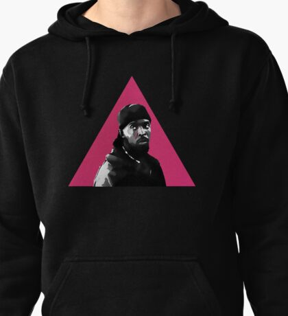 Omar Little: Silence = Death Pullover Hoodie