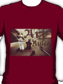 Art Rules T-Shirt