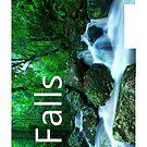 iFalls - iPhone Case by Adam Gormley