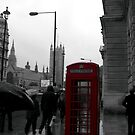 Telephone Box by K-Jo