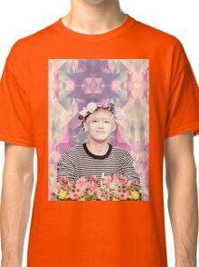 BTS/Bangtan Sonyeondan - Flower Boy Kim Taehyung Classic T-Shirt