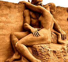 Sans sculpture  by marieke1991