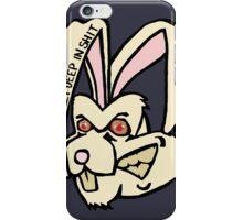 Rabbit - Slate iPhone Case/Skin