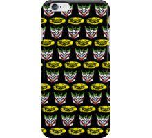 The Battle of Gotham-tron (iPhone Case) iPhone Case/Skin