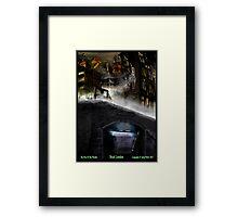 Dead London Framed Print