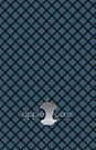Apple Core - Blue Tartan by Benjamin Whealing