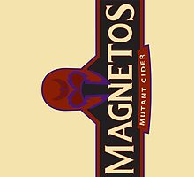 Magnetos Mutant Cider (iPhone Case) by maclac