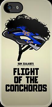 FOTC - Hair Helmet (iPhone Case) by Malc Foy