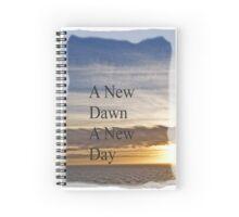 New Dawn Spiral Notebook