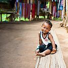 A smile from Thailand by Marnie Hibbert