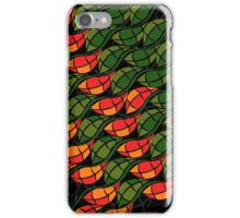 Summer Leaves, Fall Begins iPhone Case/Skin