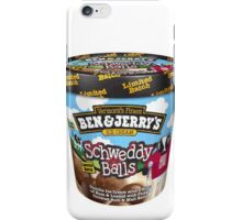Schweddy Balls Iphone case iPhone Case/Skin